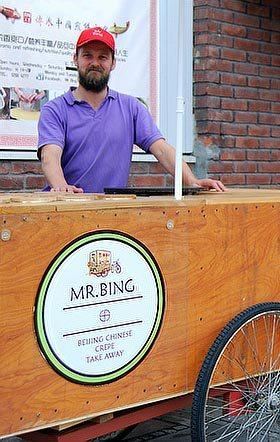 Michael Hammerl eller Mr. Bing. Foto: Mari Odden
