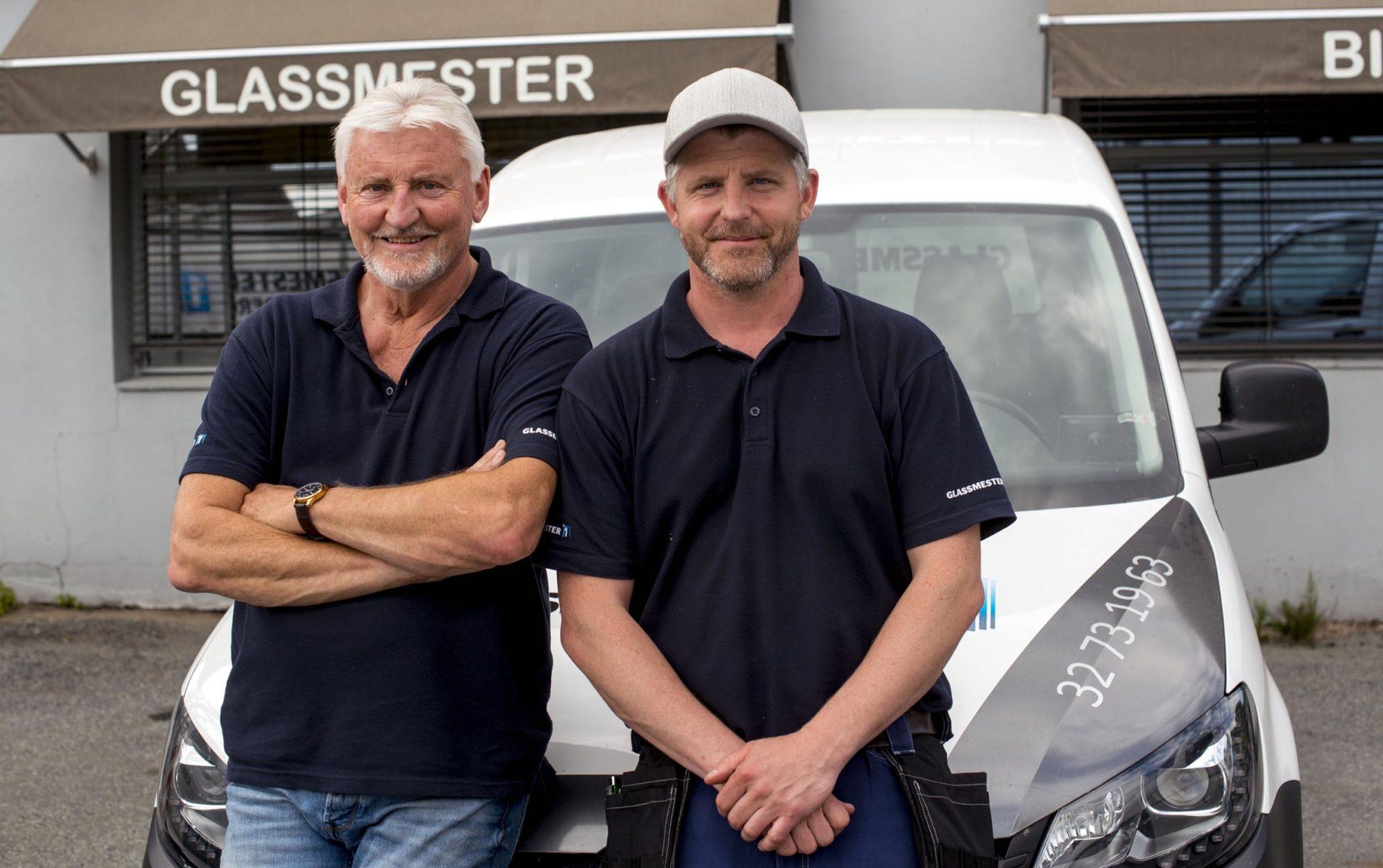 Karsten og Jørgen Hem. Foto: Bjørn Isaksen
