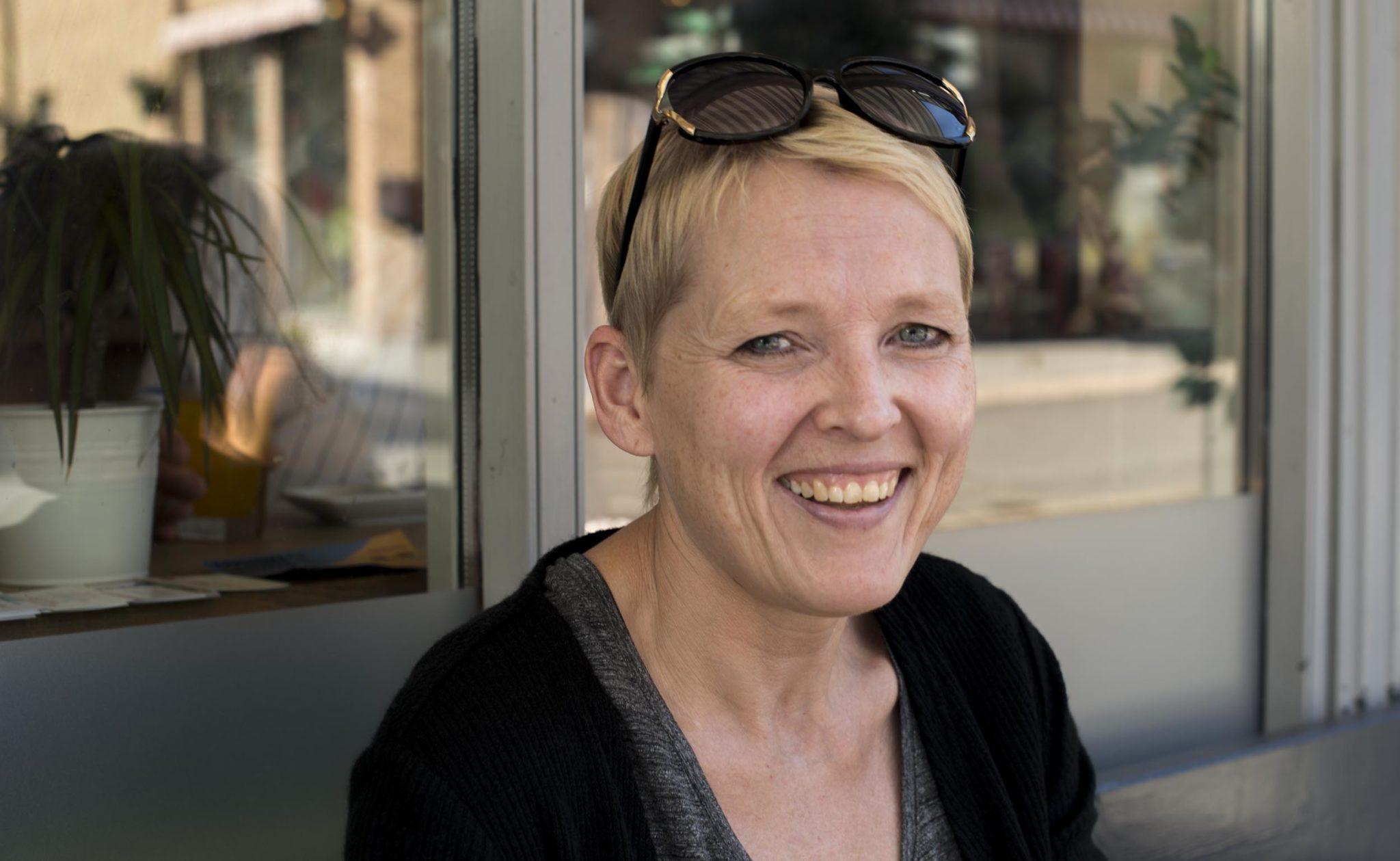 Ingrid Løken. Foto: Bjørn Isaksen