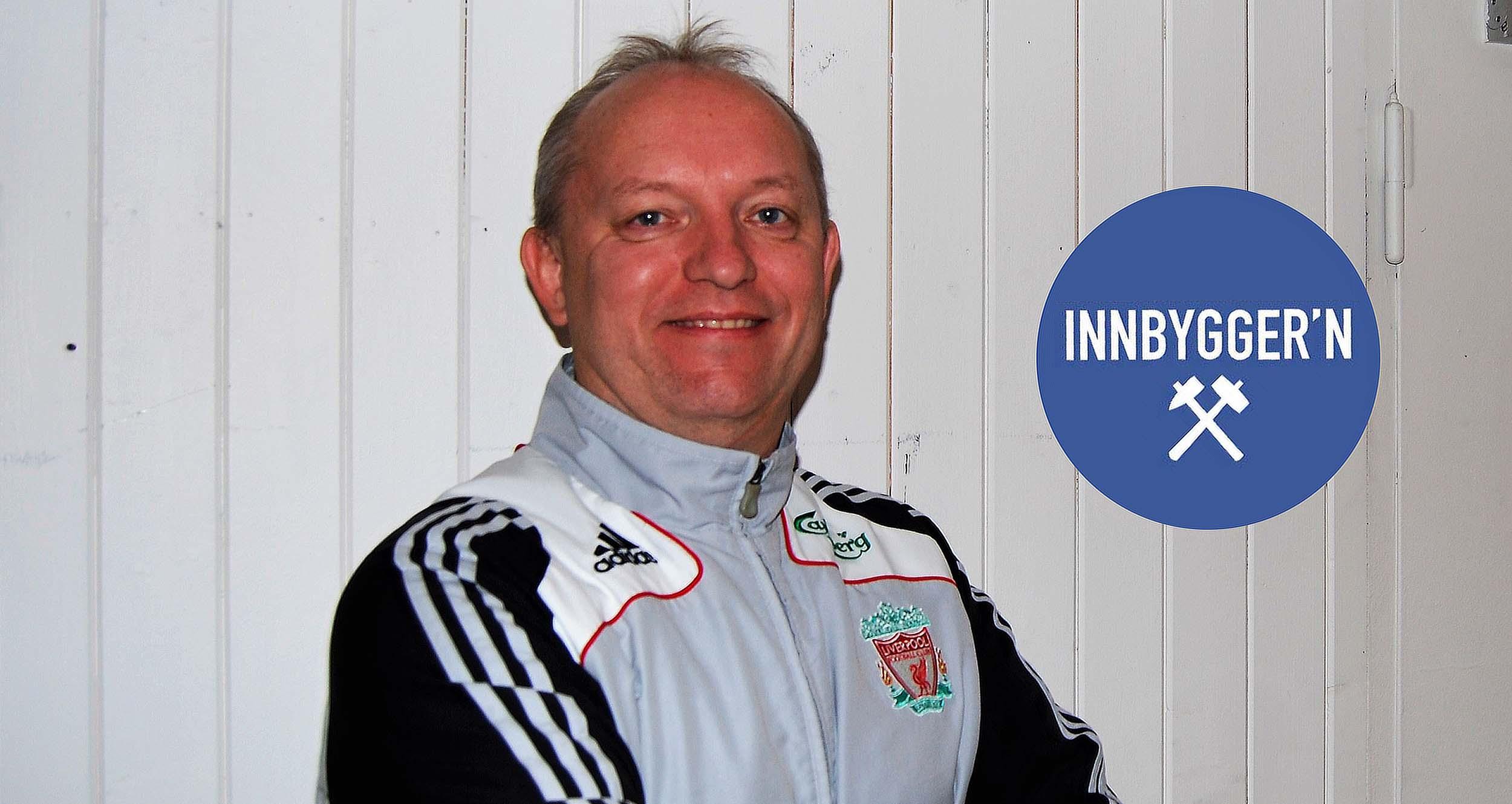 Innbygger'n Bjørn Johannesen. Foto: Privat