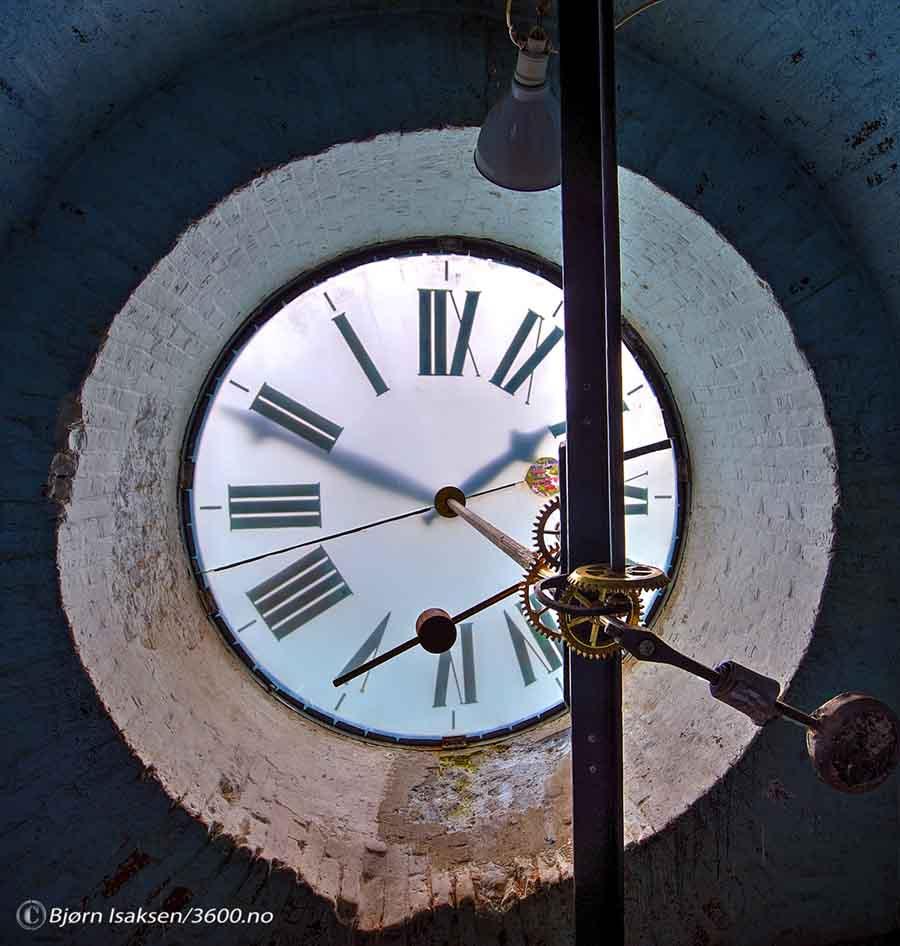 Hvor finner vi denne klokka?