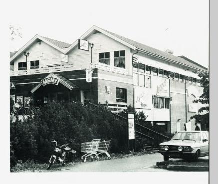 Husker du hva denne matvarebutikken het før den fikk navnet Meny?