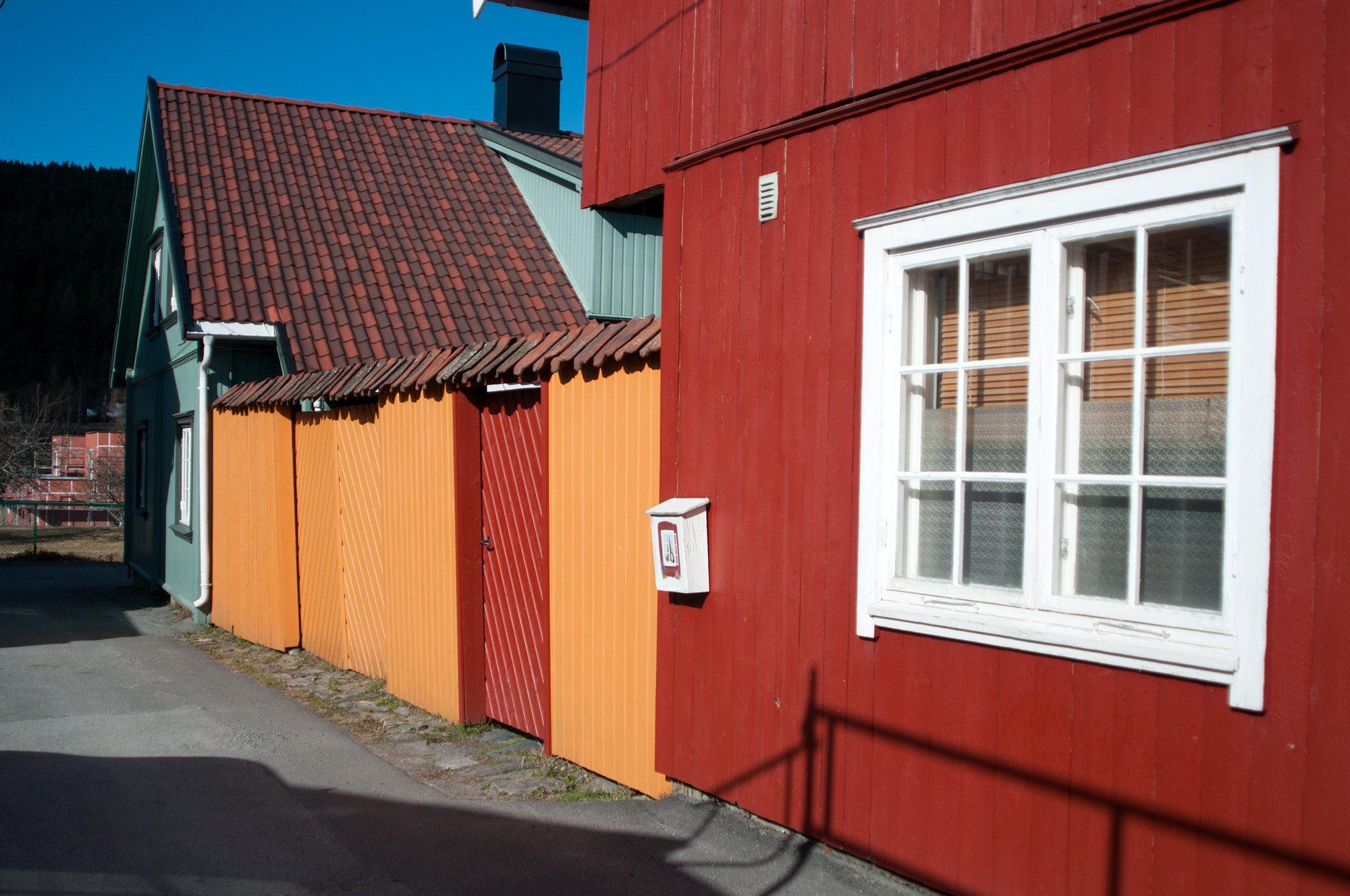 Denne lille, vakre avstikkeren tilhører parallellgata til Stiksrudgata. Men hva heter den?