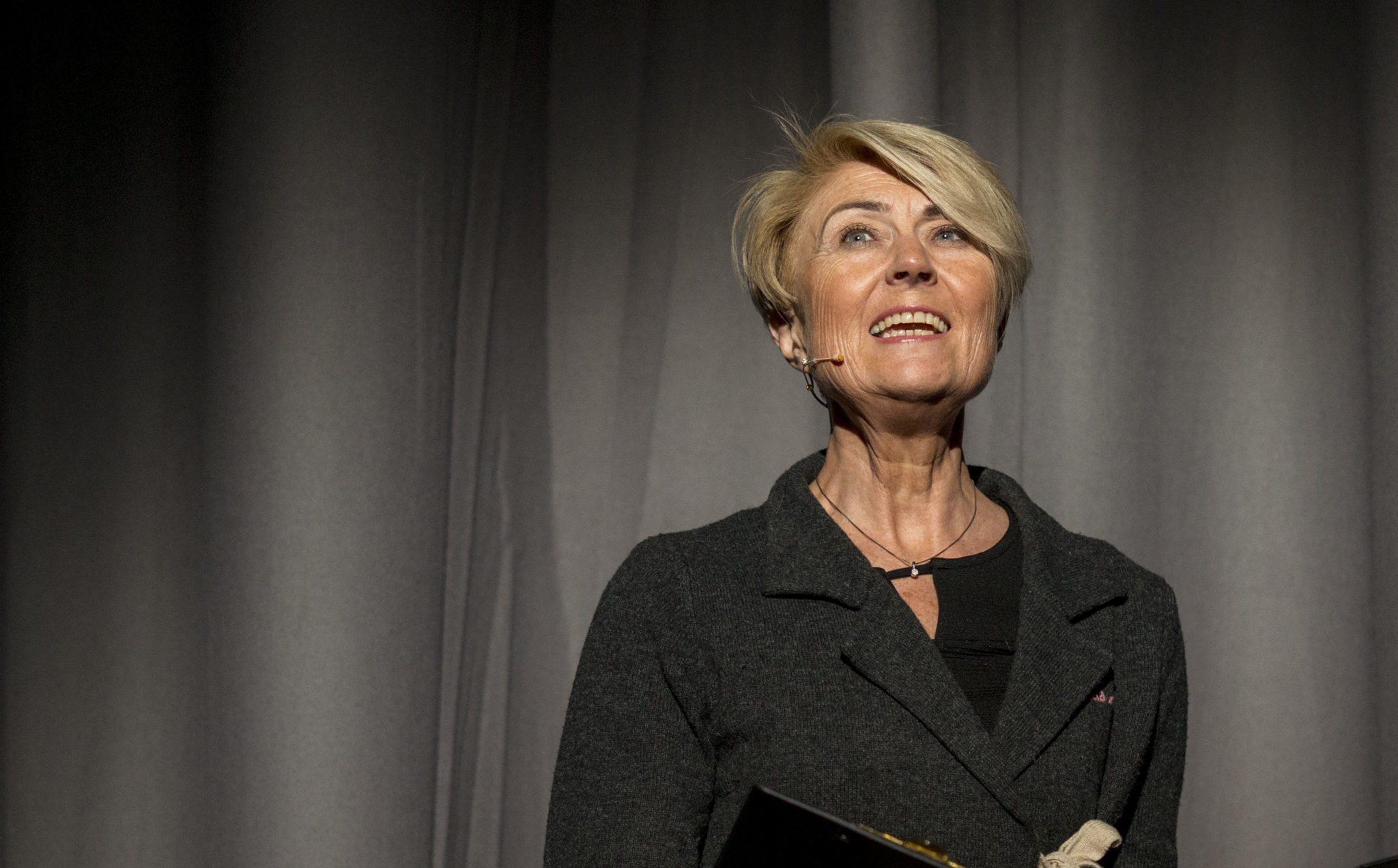 Heidi Hesselberg Løken Foto: Bjørn Isaksen