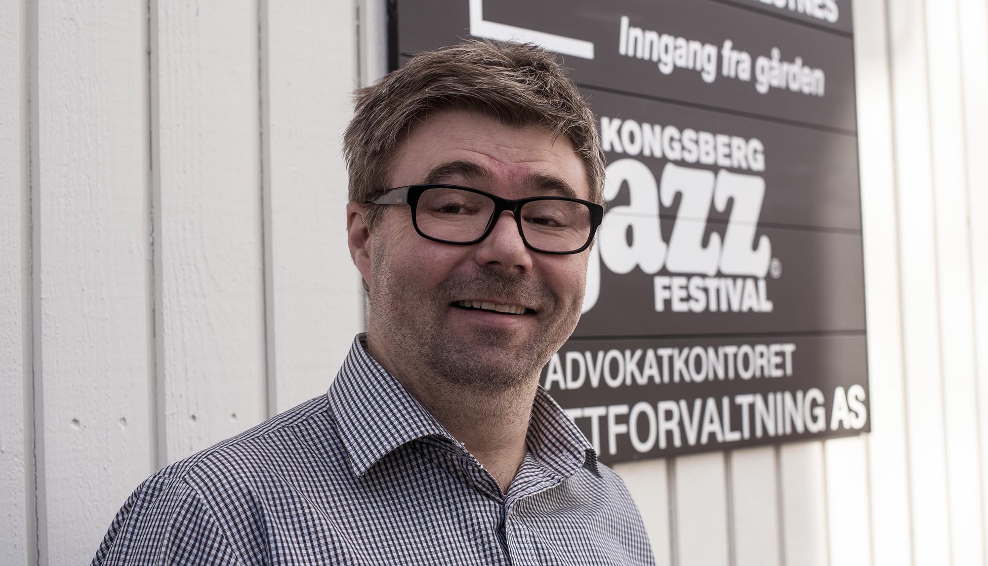 Kai Gustavsen. Foto: Bjørn Isaksen