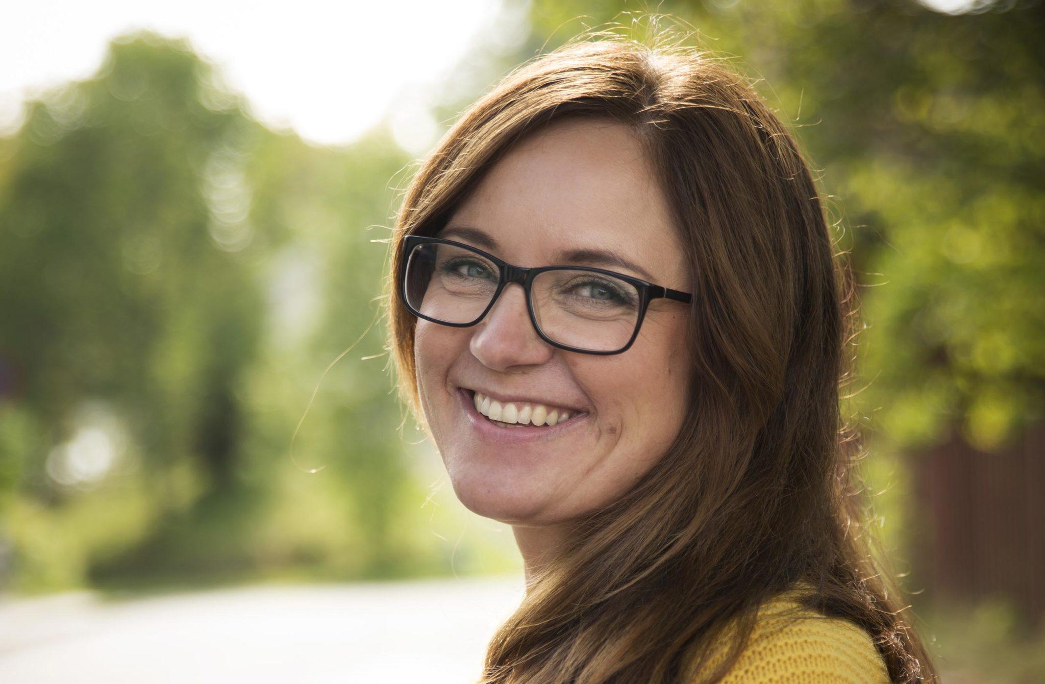 Margit Åsarmoen. Foto: Irene Lislien
