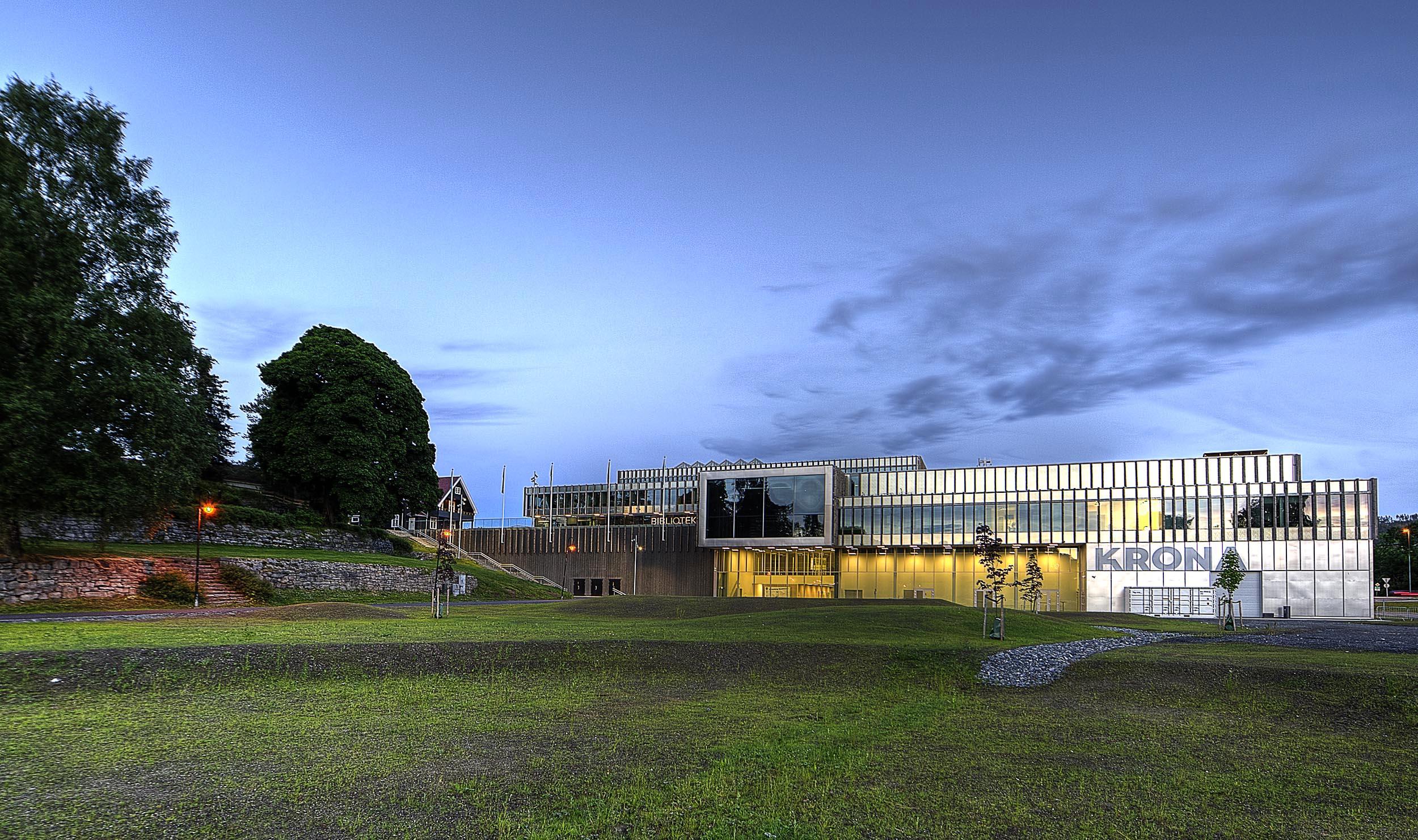 Hva heter den nåværende kinosjefen i Kongsberg?