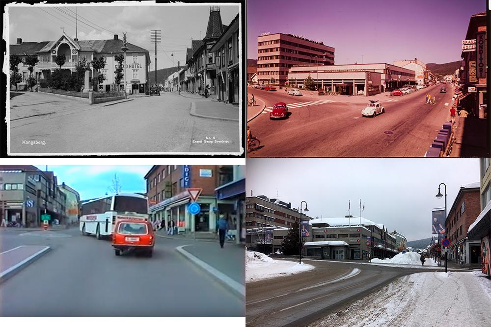 16ac2cc1 Vi presenterer: Krysset i Storgata gjennom tidene - Nettmagasinet ...