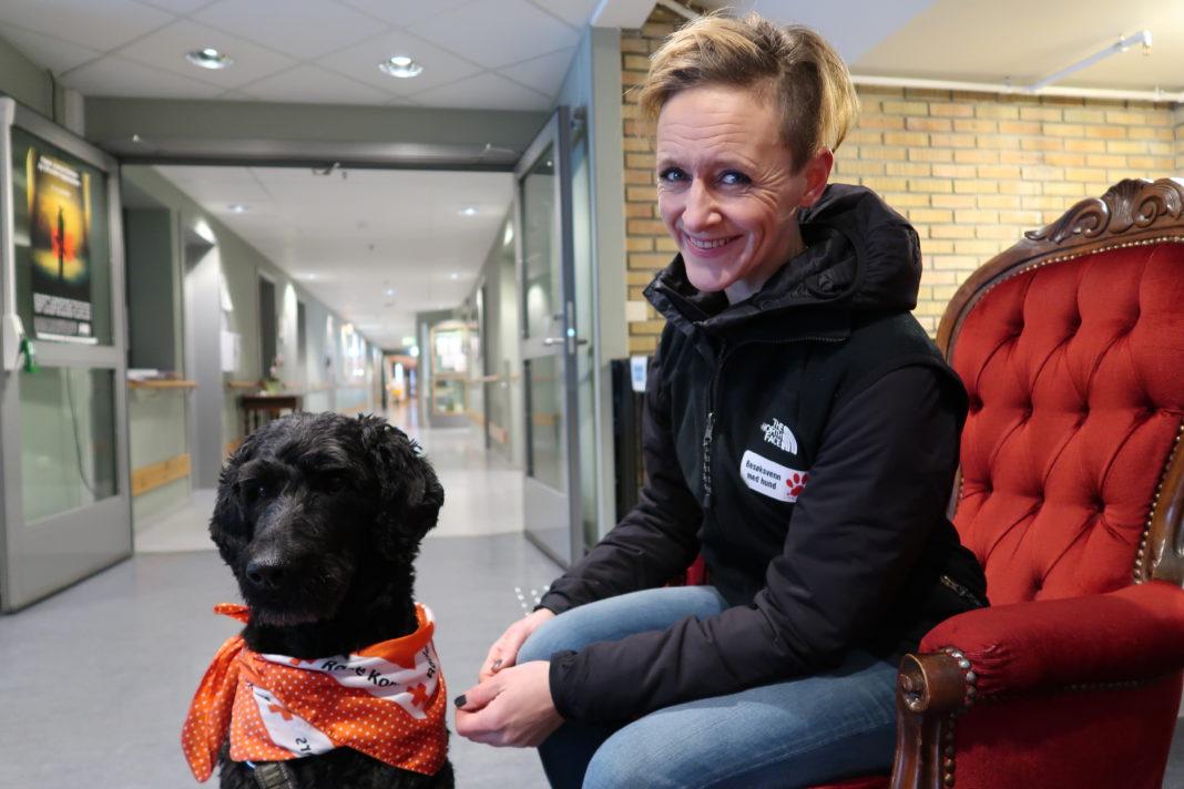 850af095 Frivillig i Røde Kors: besøksvenn med hund - Nettmagasinet 3600.no