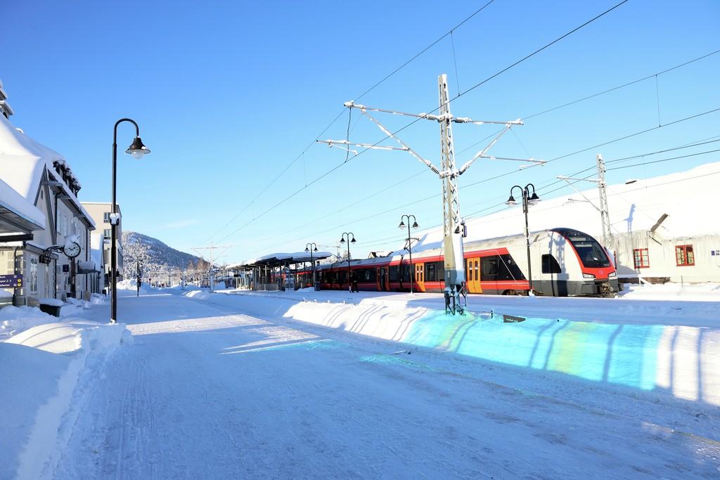 Kongsberg stasjon